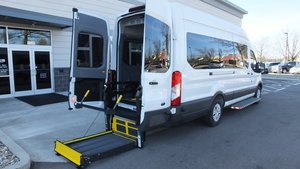 New Wheelchair Van For Sale 2018 Ford Transit High Roof Accessible