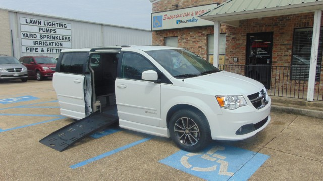New Wheelchair Van For Sale 2017 Dodge Grand Caravan Accessible With