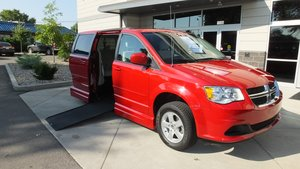 Used Wheelchair Van For Sale: 2012 Dodge Grand Caravan SXT Wheelchair Accessible Van For Sale with a VMI Dodge Northstar on it. VIN: 2C4RDGCGXCR366829