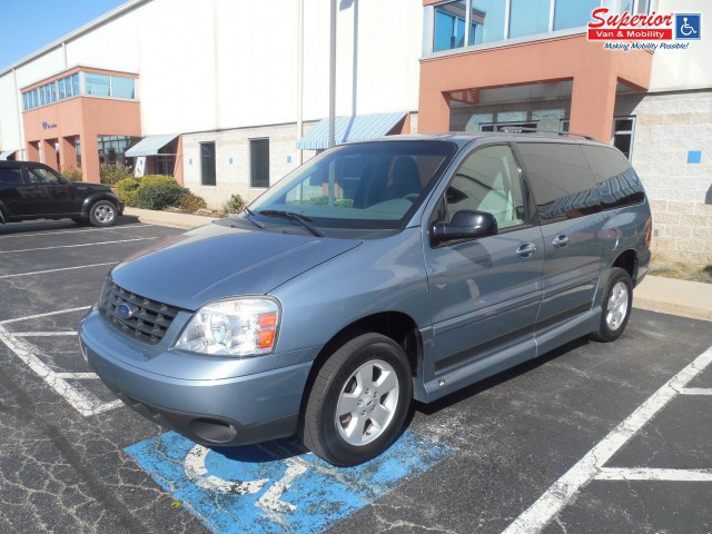 2004 ford freestar wheelchair van for sale louisville. Black Bedroom Furniture Sets. Home Design Ideas