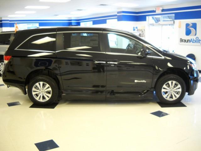 Vehicle information for 2015 honda odyssey ex l for sale