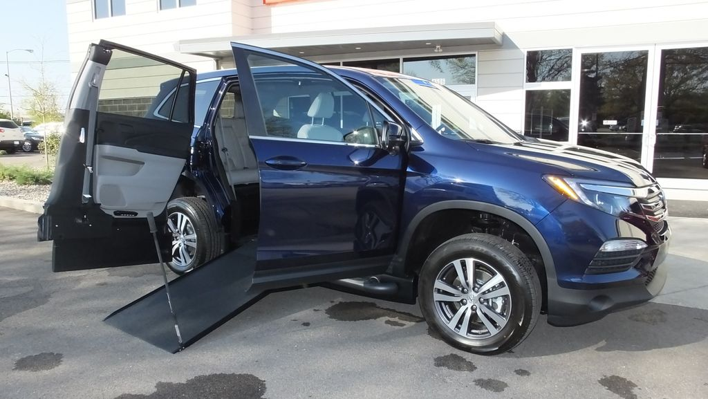 New Wheelchair Van For Sale: 2018 Honda Pilot Wheelchair Accessible Van For  Sale With A