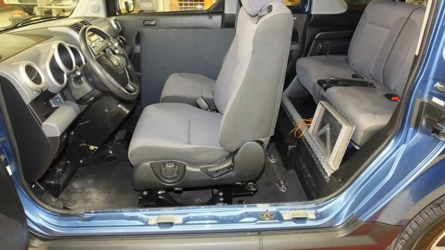 2007 Honda Element Wheelchair Van For Sale Freedom