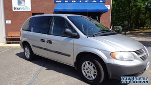 Used Wheelchair Van For Sale: 2005 Dodge Grand Caravan SE Wheelchair Accessible Van For Sale with a ATS ATS Rear Entry on it. VIN: 1D4GP25E15B333462
