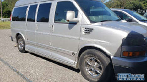 Used Wheelchair Van For Sale: 2011 Gmc Savana LS Wheelchair Accessible Van For Sale with a Non Branded Full Size Van Conversion on it. VIN: 1GDS7DC4XB1114011