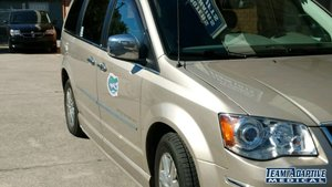 Used Wheelchair Van For Sale 2009 Chrysler Town Country Limited Accessible