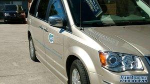 BraunAbility Dodge Entervan II Wheelchair Van Conversion