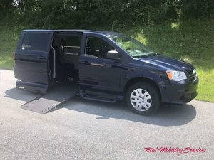 Used Wheelchair Van For Sale: 2016 Dodge Grand Caravan SE Wheelchair Accessible Van For Sale with a VMI Dodge Summit on it. VIN: 2C4RDGBG0GR172110