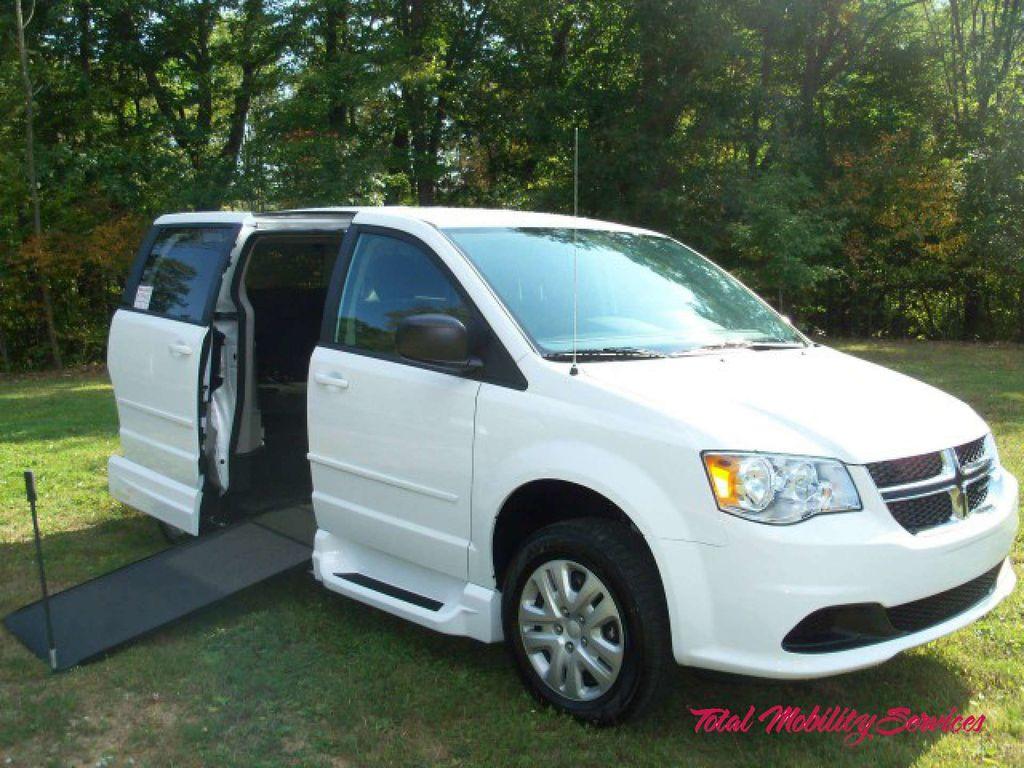 New Wheelchair Van For Sale 2017 Dodge Grand Caravan Accessible With