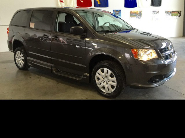 Wheelchair van for sale: 2015 Dodge Grand Caravan  VMI Dodge Northstar E - FR606263