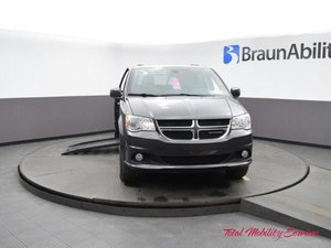 Used Wheelchair Van For Sale: 2019 Dodge Grand Caravan S Wheelchair Accessible Van For Sale with a BraunAbility Dodge Entervan XT on it. VIN: 2C4RDGCG8KR545787
