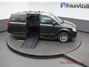 Used Wheelchair Van For Sale: 2019 Dodge Grand Caravan S Wheelchair Accessible Van For Sale with a BraunAbility Dodge Entervan XT on it. VIN: 2C4RDGCG9KR656610