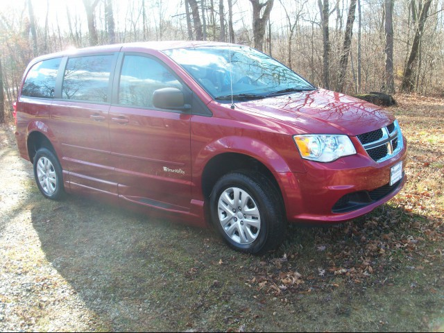 Wheelchair van for sale: 2015 Dodge Grand Caravan   - FR643129