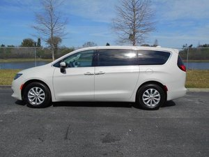 Used Wheelchair Van For Sale: 2017 Chrysler Pacifica ES Wheelchair Accessible Van For Sale with a Handicap Accessible Van on it. VIN: 2C4RC1DG9HR676816