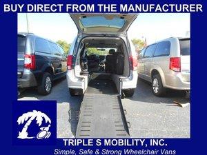 Handicap Accessible Van Wheelchair Conversion