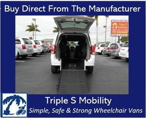 Used Wheelchair Van For Sale: 2017 Dodge Ram L Wheelchair Accessible Van For Sale with a Handicap Accessible Van on it. VIN: 2C4RDGCG8HR645929