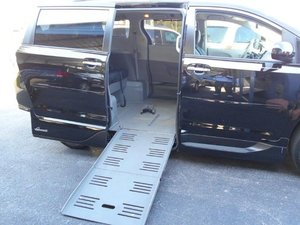 Used Wheelchair Van For Sale: 2013 Toyota Sienna SE Wheelchair Accessible Van For Sale with a Handicap Accessible Van on it. VIN: 5TDXK3DC8DS326520