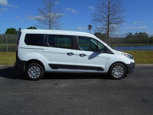 Used Wheelchair Van For Sale: 2015 Ford Transit  Wheelchair Accessible Van For Sale with a Handicap Accessible Van on it. VIN: NM0GE9E70F1175343