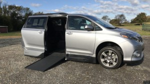 New Wheelchair Van For Sale: 2017 Toyota Sienna SE Premium 8-Passenger  Wheelchair Accessible Van For Sale with a VMI - Toyota NorthstarAccess360 on it. VIN: 5tdxz3dc8hs868766