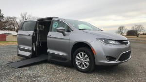 New Wheelchair Van For Sale 2017 Chrysler Pacifica Touring L Accessible