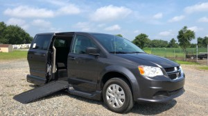 New Wheelchair Van For Sale: 2018 Dodge Caravan  Wheelchair Accessible Van For Sale with a VMI - Dodge Summit on it. VIN: 2c4rdgbg0jr185298