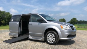 New Wheelchair Van For Sale: 2018 Dodge Caravan  Wheelchair Accessible Van For Sale with a VMI - Dodge Northstar on it. VIN: SC4RDGBG5JR185295