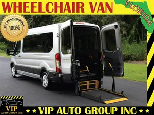 Used Wheelchair Van For Sale: 2015 Ford T350 Vans XL Wheelchair Accessible Van For Sale with a  on it. VIN: 1FDZX2CM9FKA84065