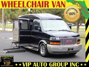 Used Wheelchair Van For Sale: 2007 GMC G1500 Vans  Wheelchair Accessible Van For Sale with a  on it. VIN: 1GDFG15T571218644