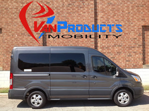 Used Wheelchair Van For Sale: 2018 Ford Transit LT Wheelchair Accessible Van For Sale with a  on it. VIN: 1FMZK1CG9JKA37257