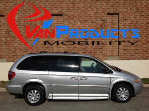 Used Wheelchair Van For Sale 2007 Chrysler Town Country Touring Accessible