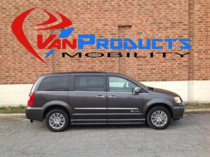 New Wheelchair Van For Sale: 2016 Chrysler Town & Country Touring Wheelchair Accessible Van For Sale with a  on it. VIN: 2C4RC1CG4GR269230
