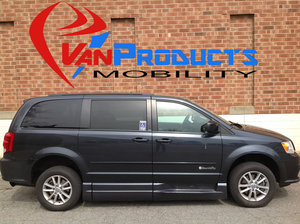 Used Wheelchair Van For Sale: 2013 Dodge Grand Caravan S Wheelchair Accessible Van For Sale with a  on it. VIN: 2C4RDGCG5DR791053