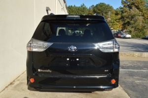 New Wheelchair Van For Sale: 2015 Toyota Sienna SE Wheelchair Accessible Van For Sale with a Braun Rampvan on it. VIN: 5TDXK3DC4FS626770