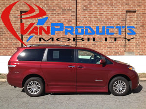 Used Wheelchair Van For Sale: 2011 Toyota Sienna XLE Wheelchair Accessible Van For Sale with a  on it. VIN: 5TDYK3DC7BS111504
