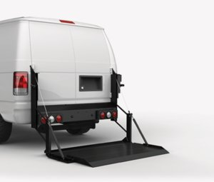 New Wheelchair Van For Sale: 2019 Tommy Gate Cargo Van Original Series Cargo Van Wheelchair Accessible Van For Sale with a  on it. VIN: TGCVOS