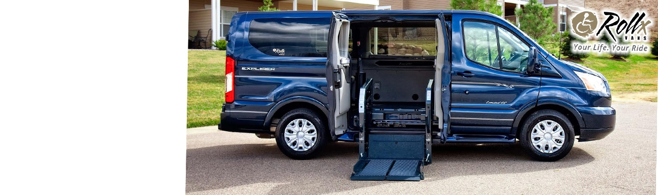 Rollx Wheelchair Van Conversions