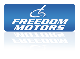 Freedom Motors offers a large selection of wheelchair accessible vehicles including: Honda, Fiat, Kia, Dodge, Chrysler and more.
