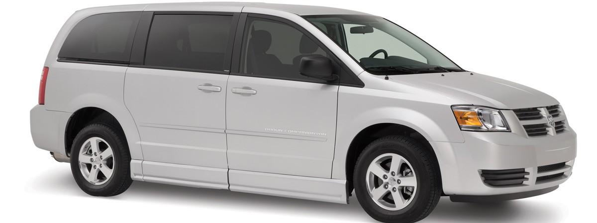 Banner For: BraunAbility Dodge CompanionVan