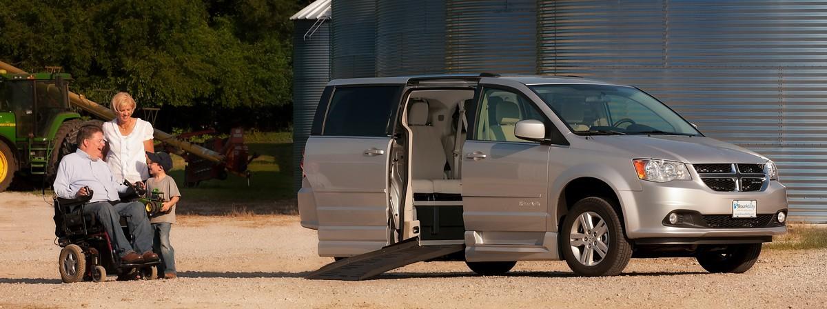 Banner For: BraunAbility Dodge Entervan XT