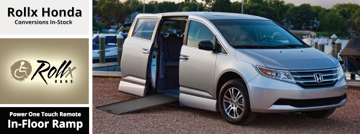 Banner For: Rollx Vans Rollx In Floor Honda