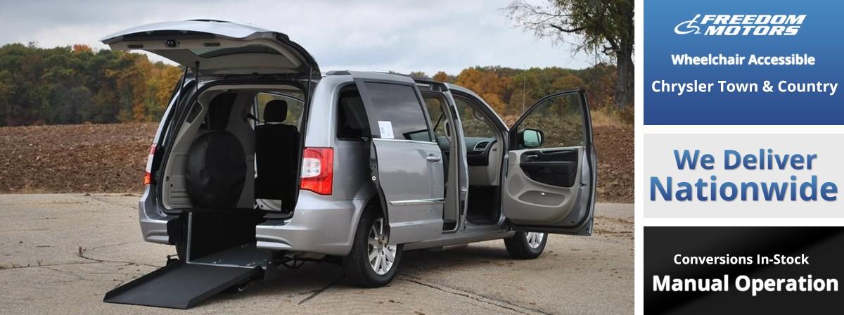 Banner For: Freedom Motors Manual Chrysler Rear Entry