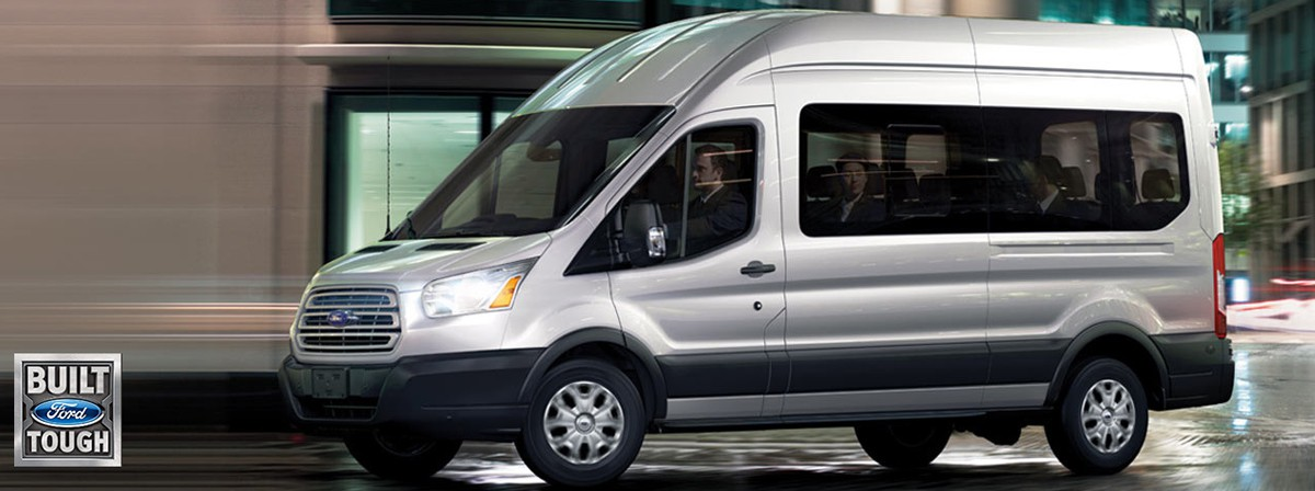 Banner For: Commercial Vans Ford Transit