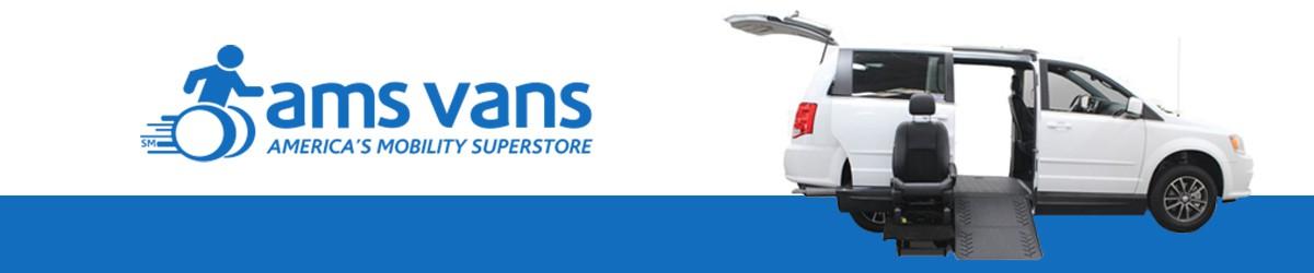 Banner For: Americas Mobility Superstore AMS Vans Legend II Side-entry