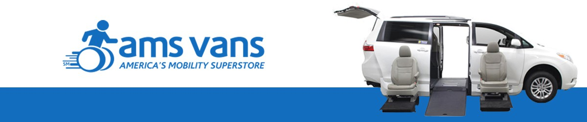 Banner For: Americas Mobility Superstore AMS Toyota Sienna Genesis Side-entry