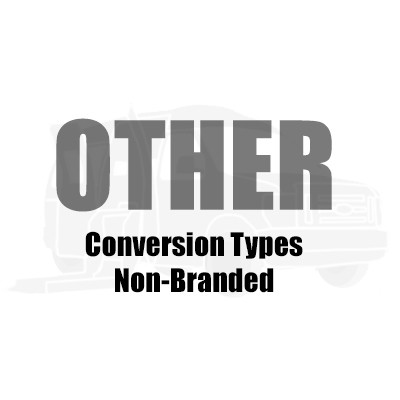 Logo For: Non Branded Full Size Van Conversion