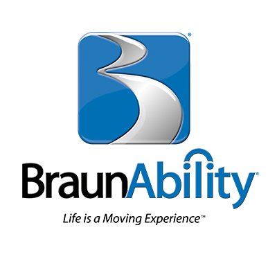 Logo For: BraunAbility Chrysler Pacifica Foldout XT