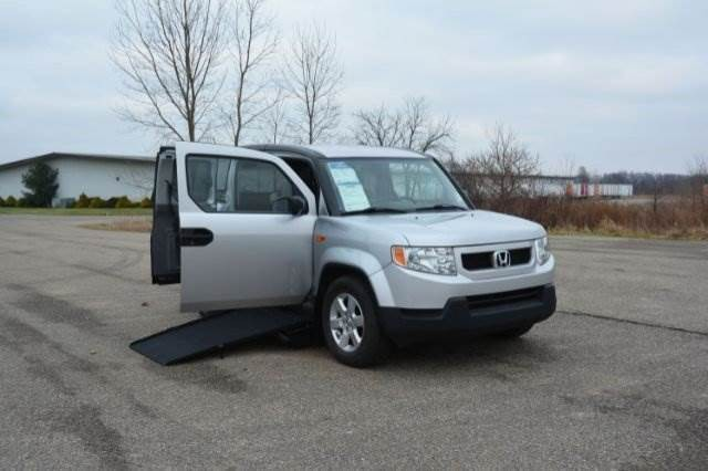 honda element wheelchair for sale autos post. Black Bedroom Furniture Sets. Home Design Ideas