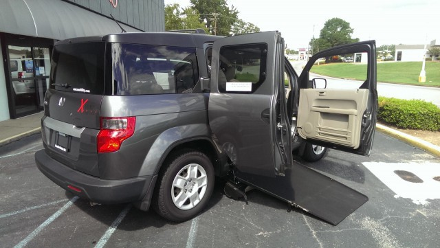 2011 Honda Element Wheelchair Van For Sale Freedom