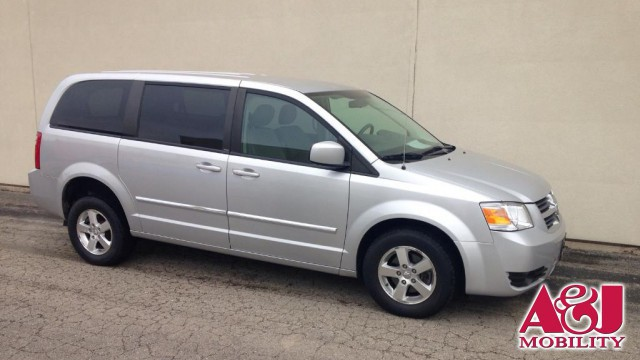 2008 Dodge Grand Caravan Wheelchair Van For Sale Freedom