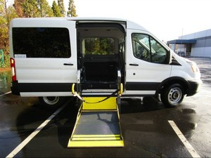 Ford Wheelchair Vans For Sale | BLVD.com